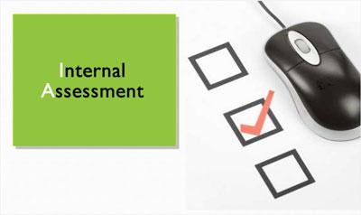 S4-Second Internal Assessment Exam
